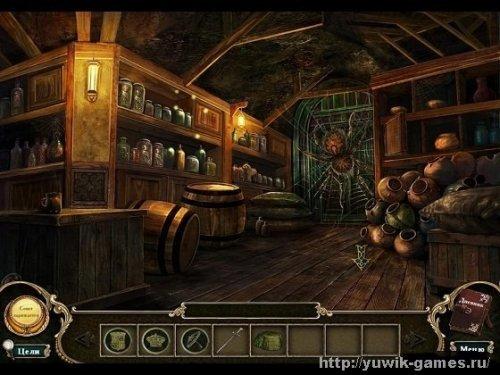 Темные  притчи:  Спящая  красавица  +  Прохождение  игры  (2010,  Big  Fish  Games,  Rus)