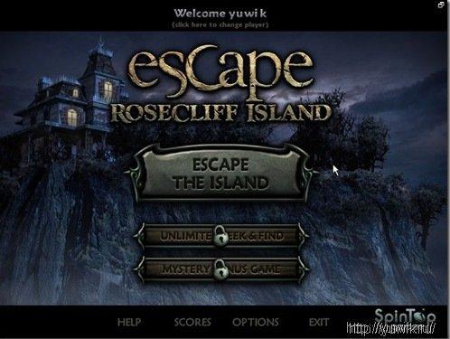 �����������  �  Escape  Rosecliff  Island  (��  �������  �����)