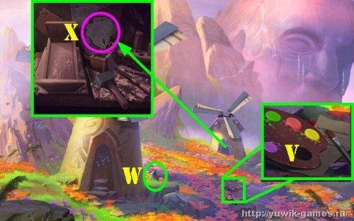 Нарисованный  мир  3.  Испытание  теней  –  Прохождение  игры