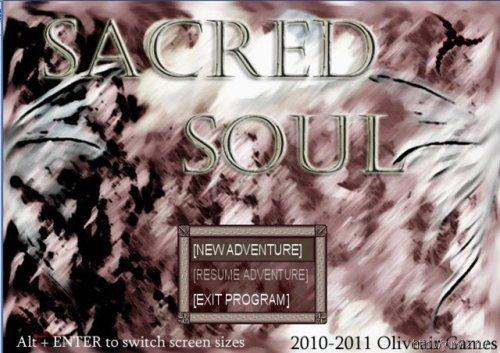 Sacred  Soul  (2011,  Eng)