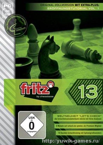 Fritz  13  (2011,  ChessBase,  Eng)