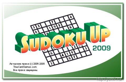 Sudoku  Up  2009  v  3.0  (RePack,  Rus)