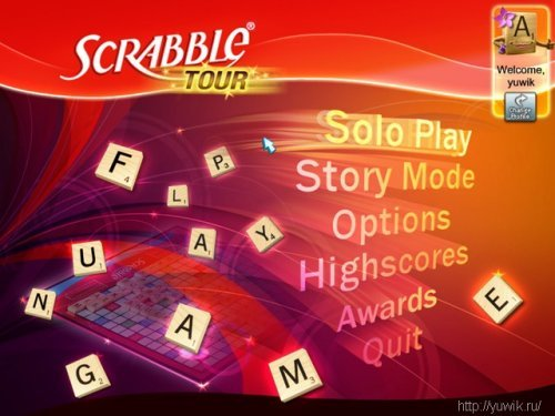 Scrabble  Tour  (2010,  Eng)