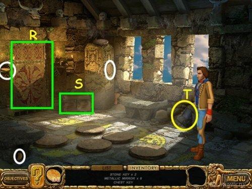 Сокровища  Инков.  В  поисках  золотого  города  –  Прохождение  игры