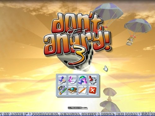 Don't  Get  Angry  3  (2010,  RePack)