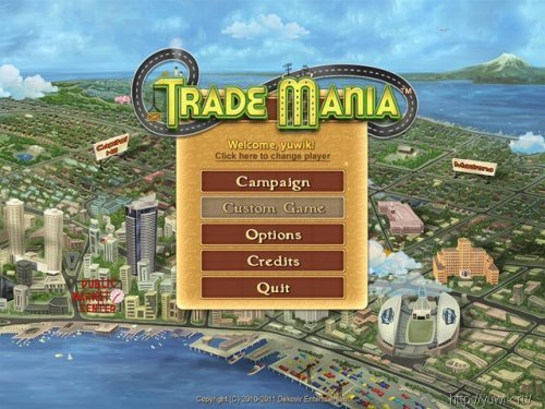 Trade  Mania  (BFG)