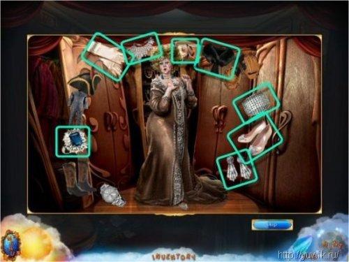 Тайны  грёз:  История  Рыжей  Лисицы  –  Прохождение  игры