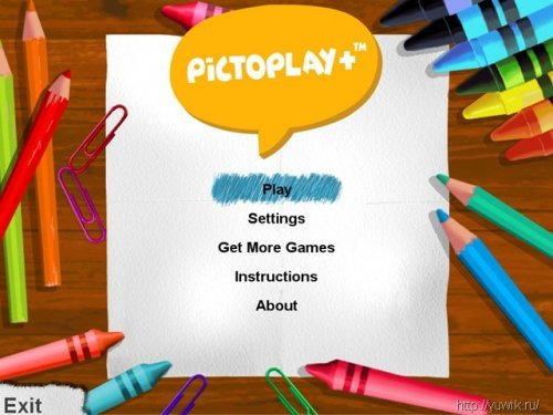 Pictoplay  Plus  (RePack,  Eng)