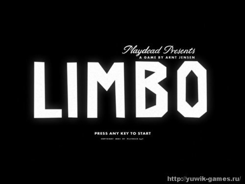 LIMBO  (2011,  Playdead,  Rus)