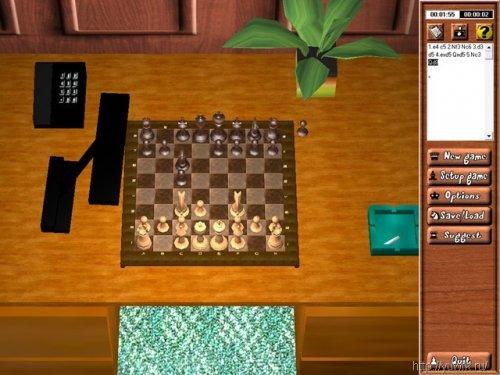 Morph  Chess3D  v4.22  (2010,  Eng)