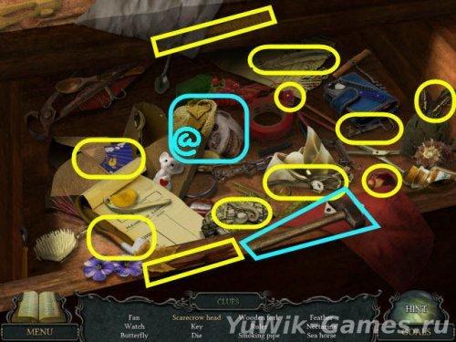 Таинственный  дневник  3.  Пропавшие  страницы  -  Прохождение  игры