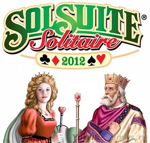 SolSuite  Solitaire  2012  12.7  (2012,  SolSuite  Solitaire,  RusEng)