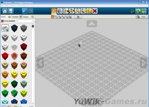 LEGO  Digital  Designer  4.3.6  (2012,  Eng)