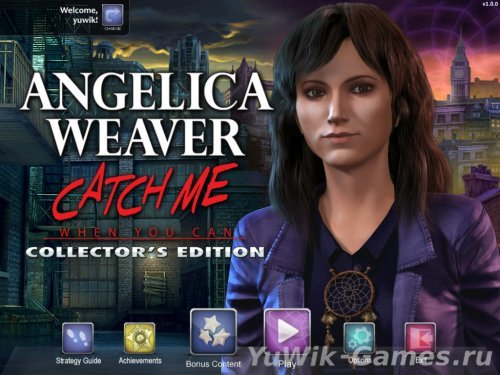 Angela  Weaver:  Catch  Me  When  You  Can  CE  -  Прохождение  игры