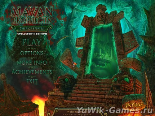 Mayan  Prophecies:  Ship  of  Spirits  CE  -  прохождение  игры