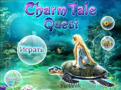Charm  Tale  Quest  (Nevosoft)