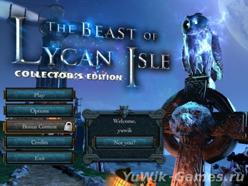 The  Beast  of  Lycan  Isle  CE  -  �����������  ����