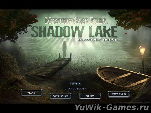 Mystery  Case  Files  9:  Shadow  Lake  CE  -  Прохождение  игры
