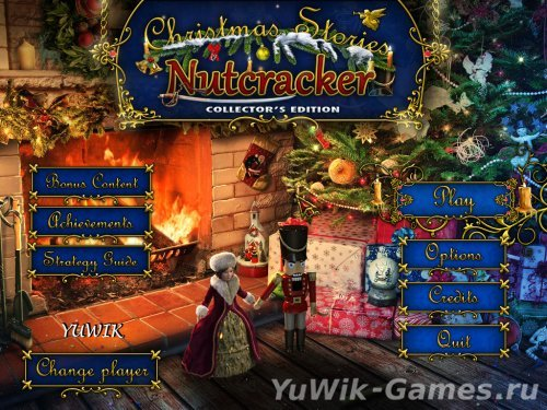 Christmas  Stories:  Nutcracker  CE  -  Прохождение  игры