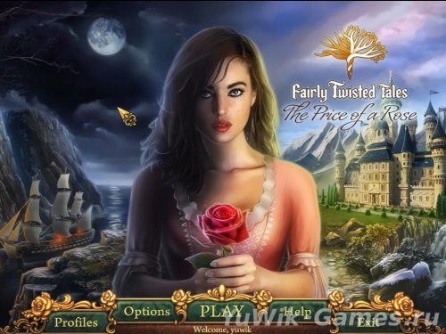 Fairly  Twisted  Tales:  The  Price  Of  A  Rose  -  Прохождение  игры