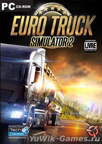 Euro  Truck  Simulator  2  (2012,  RUS)