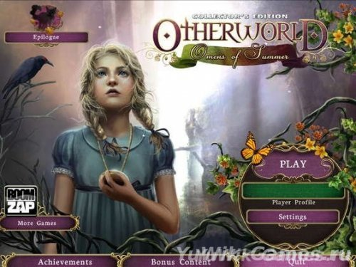 Otherworld  2:  Omens  of  Summer  CE  -  Прохождение  игры
