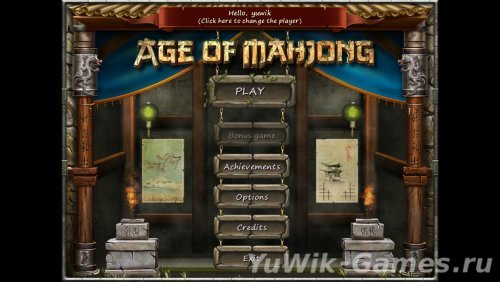 Age  of  Mahjong	(2013,  Eng)