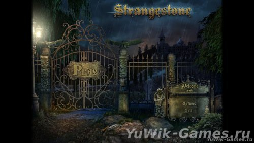 Strangestone  -  Прохождение  игры