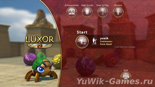 Luxor  2  HD  (2013,  Eng)