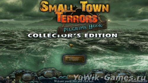 Small  Town  Terrors  2:  Pilgrims  Hook  CE  -  Прохождение  игры