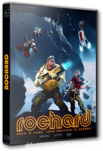 Rochard  v1.4  +  1DLC  (Recoil  Games)