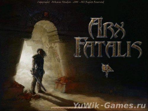 Arx  Fatalis.  Последний  бастион  v1.21  (RUS)
