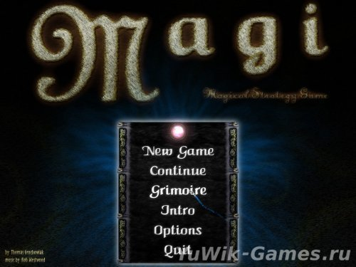Magi:  The  Magical  Strategy  Game  v1.4  (MoaCube)