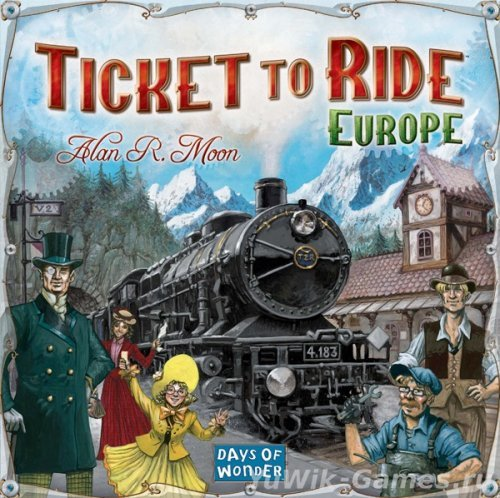 Ticket to Ride v1.4.1.543