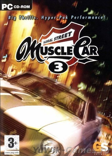 Muscle  Car  3  (RUS)