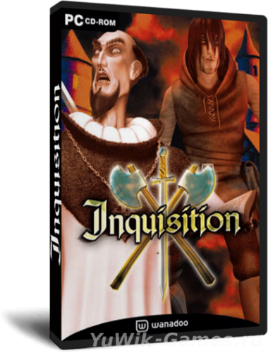 ������ ������ ���������� / Inquisition: Chronicle of the Black Death (2003, �����-������ 2000, ���. ����� ����)