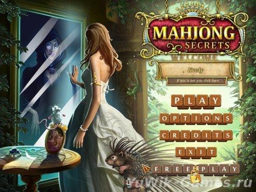 Mahjong  Secrets  (Полная  версия  с  русским  переводом  от  Старый  Пёс)