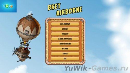 Bret  Airborne  (Три  в  ряд)