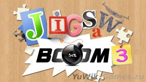 Jigsaw  Boom  3  (Полная  английская  версия)