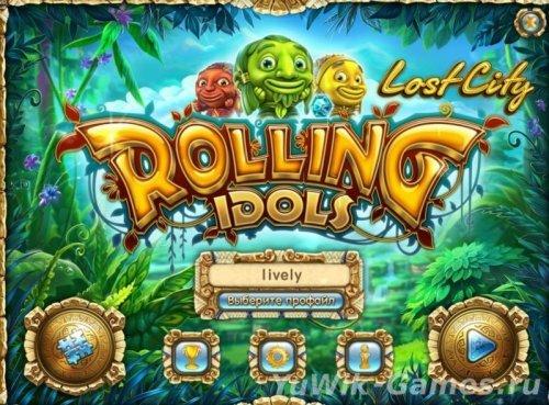 Rolling  Idols  2:  Lost  City  (Неофициальная  русская  версия)