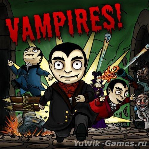 Vampires!  (2012/Eng)