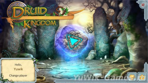 Druid  Kingdom  (Nevosoft/2013/Eng)