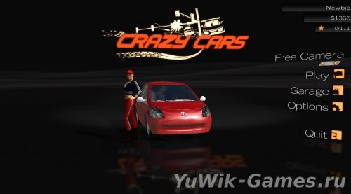 Crazy  Cars  (iWin/2013/Eng)