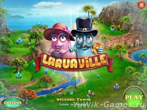 Laruaville  (BigFishGames/2013/Beta)