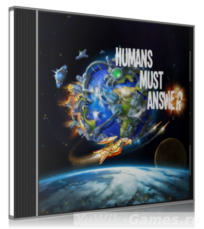 Humans  Must  Answer  (SumomGames/2013/Eng)