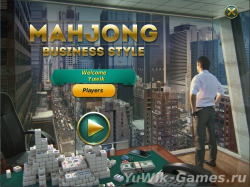 Mahjong  Business  Style  (BigFishGames/2013/Eng)