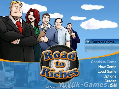 Road  to  Riches  (BigFishGames/2008/Eng)