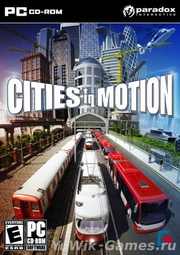 Cities  in  Motion  2:  The  Modern  Days  (ParadoxInteractive/2013/Rus)