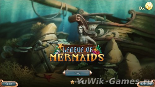 League  of  Mermaids  (LegacyGames/2013/Eng)