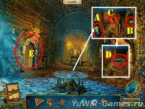 Legends  of  the  East:  The  Cobra's  Eye  CE  -  Прохождение  игры